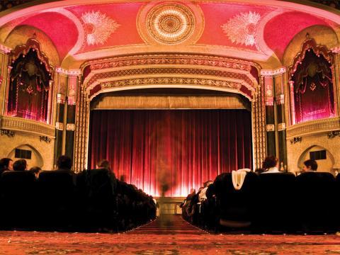 密尔沃基电影节的举办地——东方剧院(Oriental Theatre)