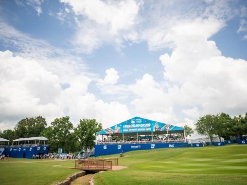 阿肯色州罗杰斯的阿肯色州西北部锦标赛是 LPGA 的巡回赛站