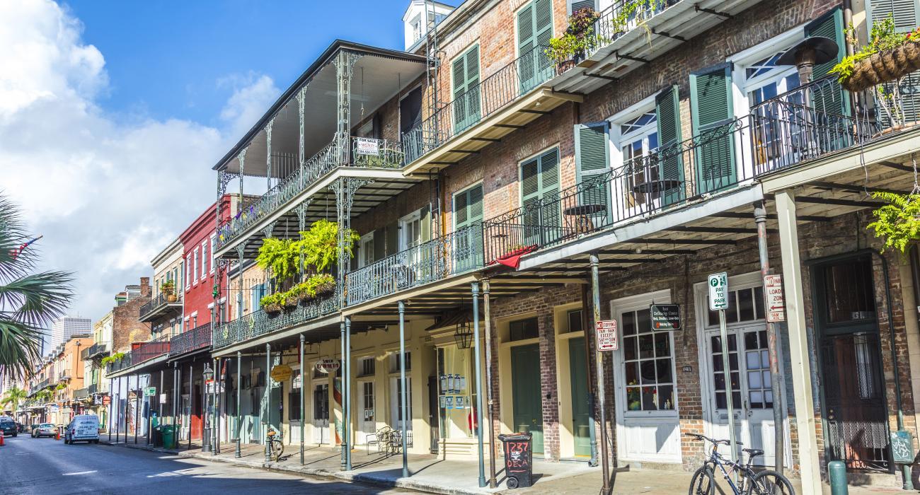 路易斯安那州新奥尔良:活力音乐之旅
